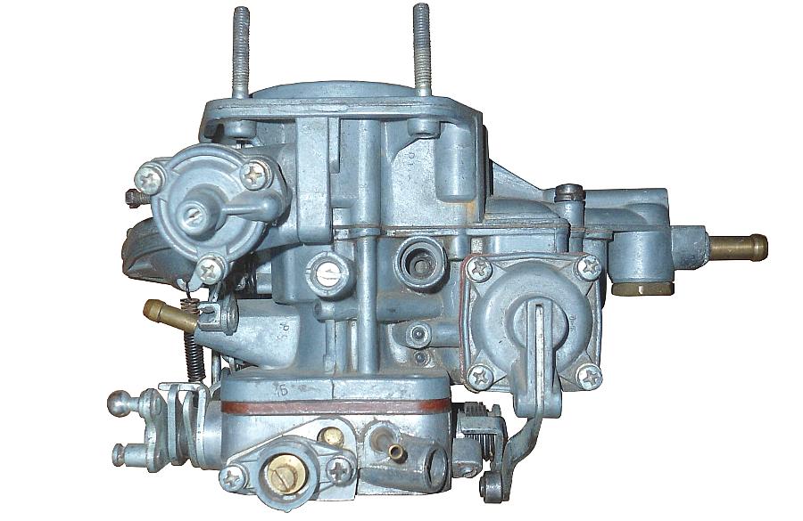 Уменьшение расхода топлива двигателя с карбюратором Озон