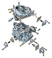 Схема карбюратора солекс 2108 230