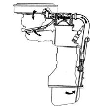 система вентиляции картера 2108