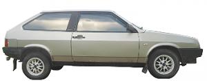 расход топлива автомобилем ВАЗ 2108