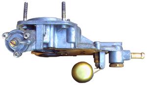 устройство крышка карбюратор 2105, 2107