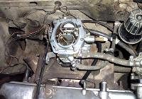 приемистость и мощность двигателя