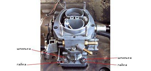 Карбюраторы солекс устройство регулировка ремонт