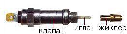 устройство электромагнитного клапана 21083