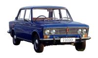 схема кузова ВАЗ 2103, 2106