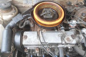 вибрация двигателя автомобиля, причины неисправности