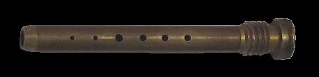 ZD - эмульсионная трубка для первой камеры карбюратора Солекс