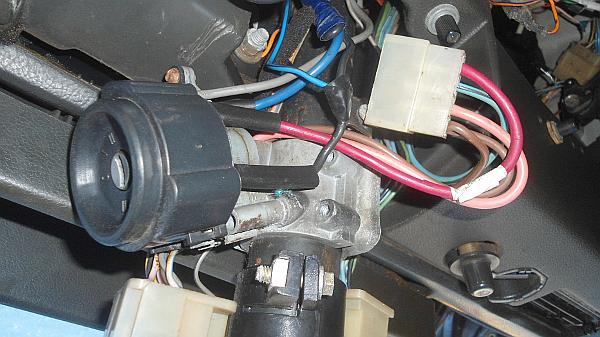 Проверка замка зажигания ВАЗ 2108, 2109, 21099