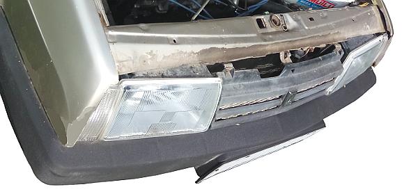 Ближний и дальний свет фар ВАЗ 2108, 2109