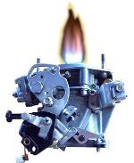 Почему двигатель чихает в карбюратор
