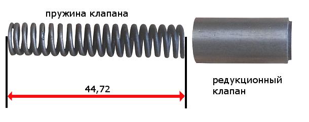 пружина клапана