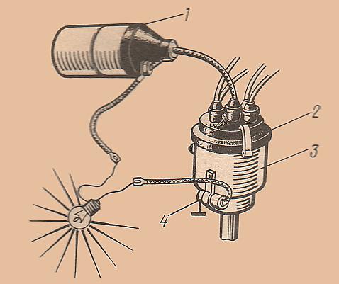 проверка конденсатора