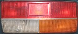 задний фонарь 2107, провода