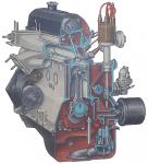 двигатель глохнет
