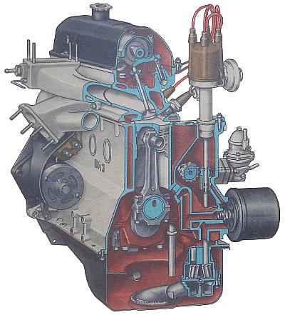 двигатель не запускается и глохнет