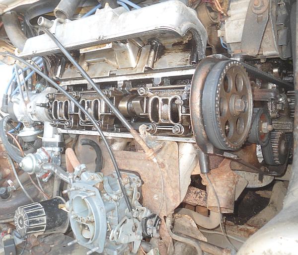 Неисправности газораспределительного механизма (ГРМ) двигателя