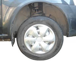 как влияет давление в шинах на поведение автомобиля