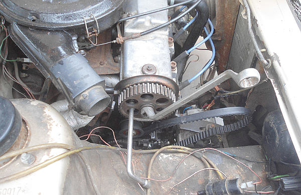 признаки провала в работе двигателя