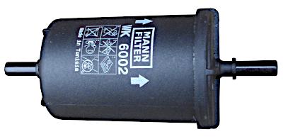 топливный фильтр Рено Логан