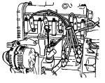 провода модуля зажигания