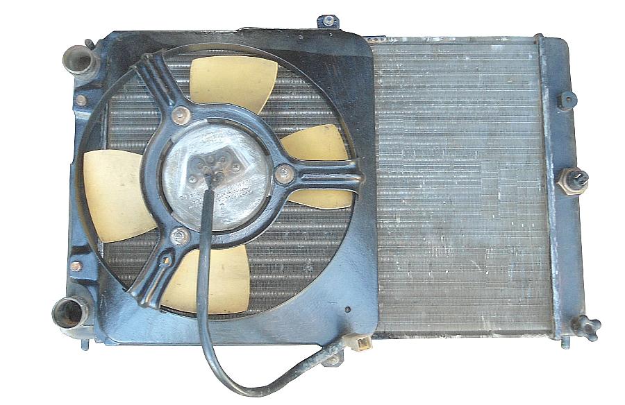 Не работает вентилятор радиатора на ВАЗ 2108, 2109, 21099