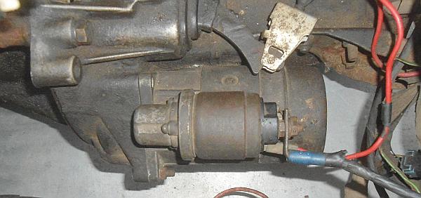 инжекторный двигатель не запускается