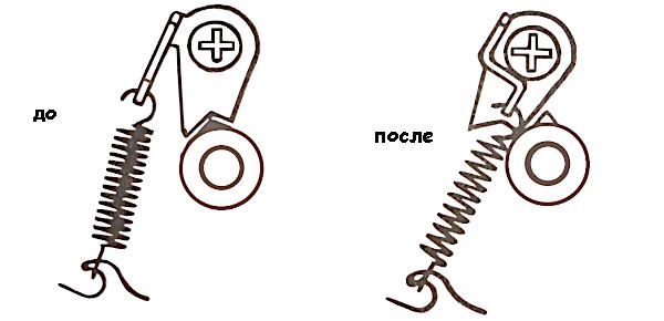 схема кронштейна