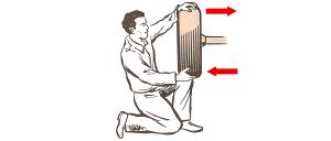 проверка подшипника ступицы