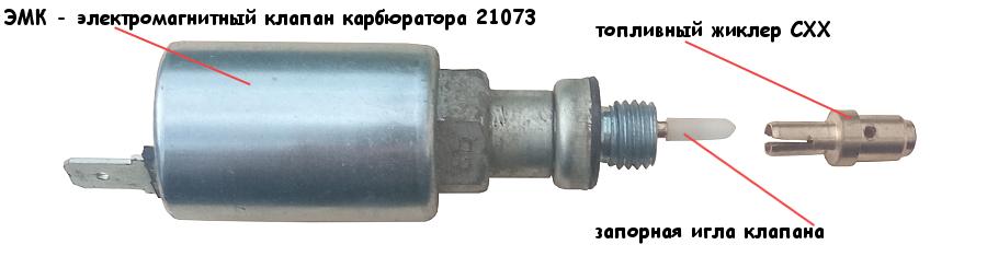 ЭМК ЭПХХ 21073 Солекс
