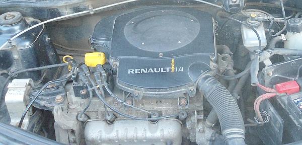 двигатель Рено Логан 1,4 характеристики