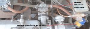 фильтр тонкой очистки топлива 2108, 2109