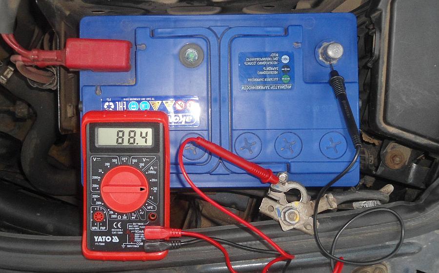 проверка утечки тока амперметром