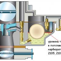 схема уровень топлива Озон