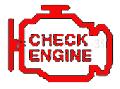 лампа check engine как работает