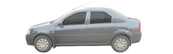 Рено Логан первого поколения (Renault Logan)