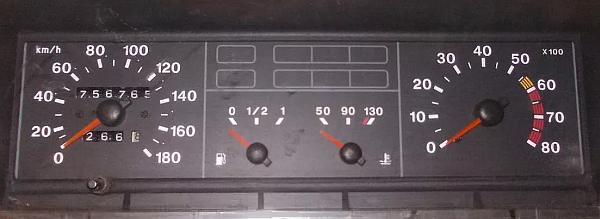 как подключить тахометр на ВАЗ 21083, 21093, 21099