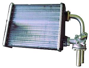 проверка радиатора печки Нива 21213