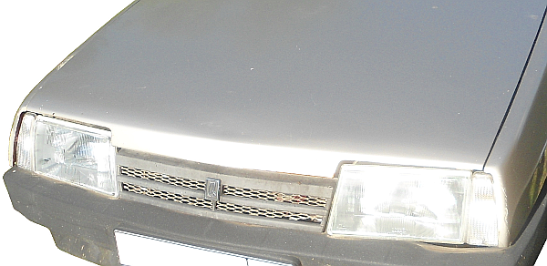 Габариты ВАЗ 2108, 2109, 21099