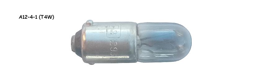 T4W лампа габарита