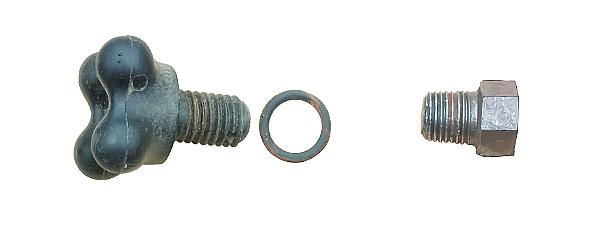 Сливная пробка блока и радиатора ВАЗ 2109, 2108, 21099