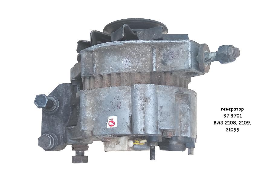 Как снять генератор ВАЗ 2108, 2109, 21099