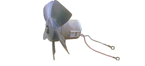 """Электровентилятор """"печки"""" ВАЗ 2107"""