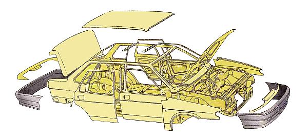 Слабые места кузова ВАЗ 2114, 2113, 2115