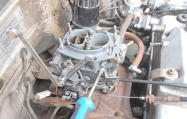 Устранение провалов, рывков и подергиваний двигателя автомобиля