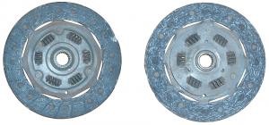 Ведомый диск сцепления 2109