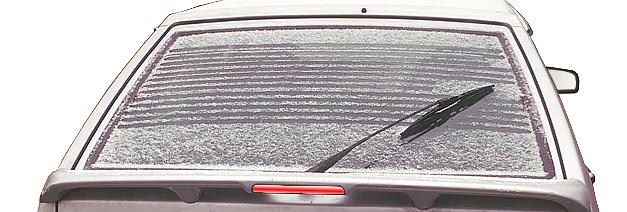 Обогрев заднего стекла ВАЗ 2114, 2113
