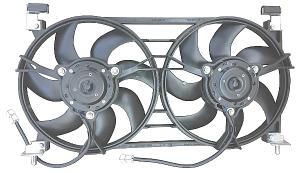 Вентиляторы радиатора Нива 21214