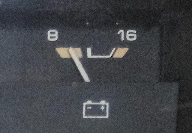 Вольтметр ВАЗ 2108, 2109, 21099
