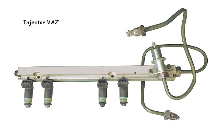 engine injector VAZ