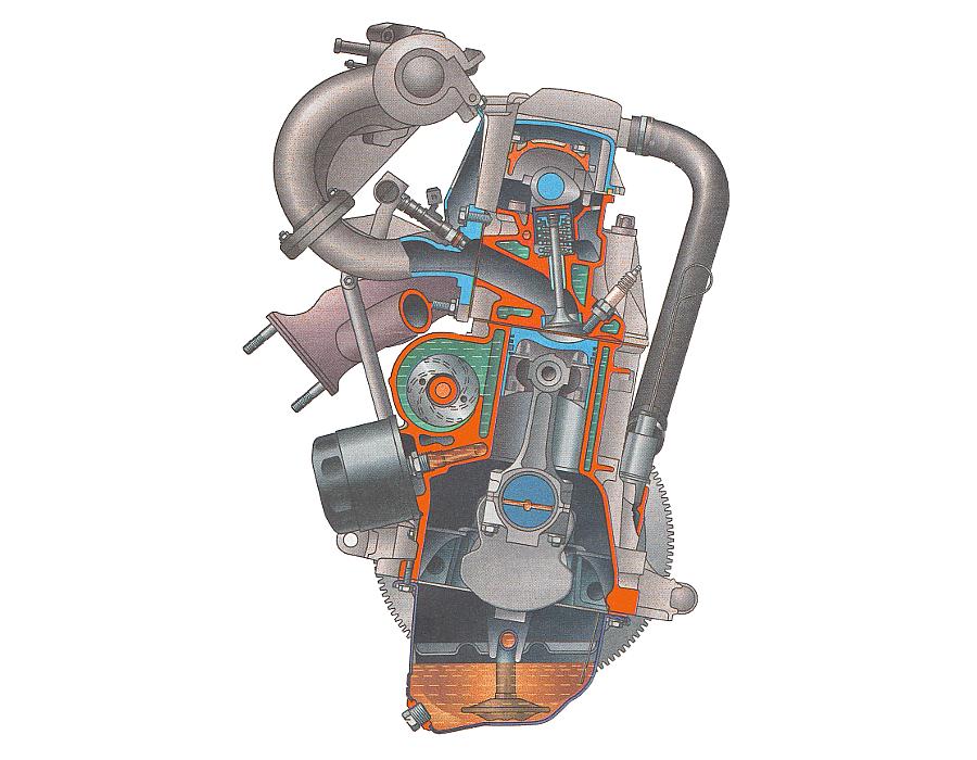 Признаки попадания моторного масла в камеры сгорания двигателя автомобиля